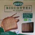 BISCOTTES BLANCHES A L HUILE OLIVE 270G